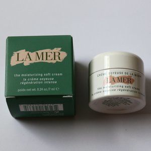 La Mer The Moisturizing Soft Cream Travel Size Jar